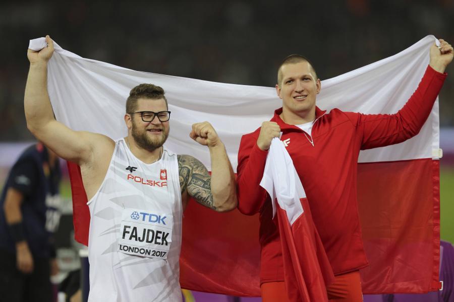 Paweł Fajdek i Wojciech Nowicki
