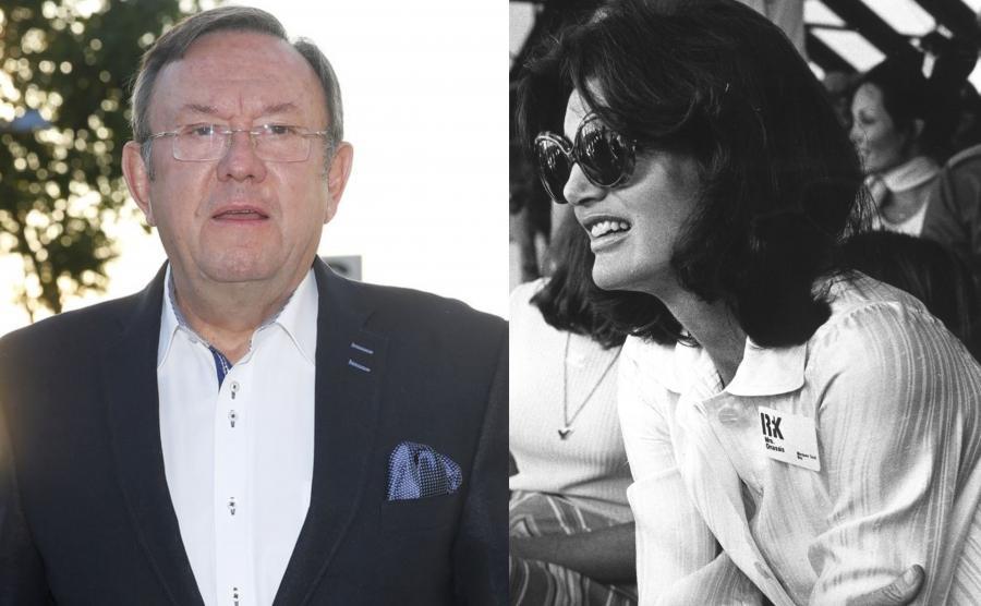 Zbigniew Buczkowski, Jacqueline Kennedy Onassis