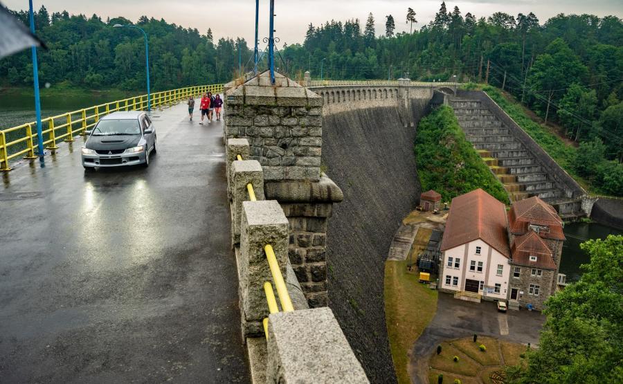 Zapora w Pilchowicach