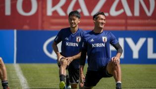 Shinji Kagawa i Tomoaki Makino