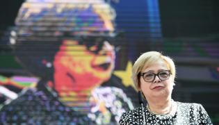 Pierwsza Prezes Sądu Najwyższego - prof. Małgorzata Gersdorf