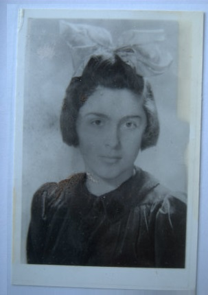 Barbara Danuta Żak Kalinowska (z domu Reinard) ps. Tancred