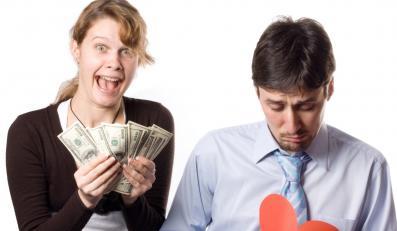 Toksyczny trójkąt: ty, on i pieniądze