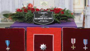 pogrzeb weterana Powstania Warszawskiego