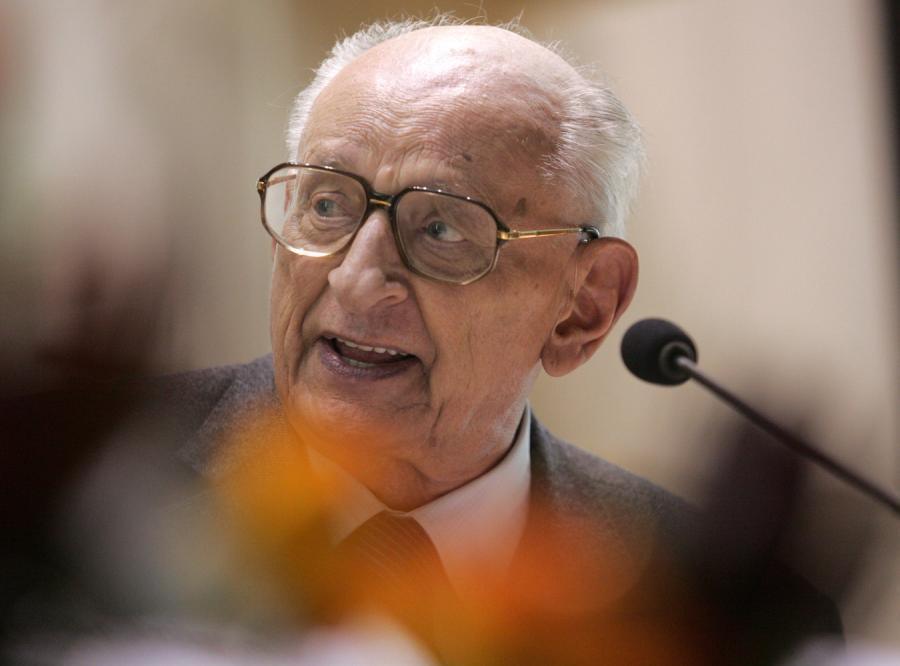 Bartoszewski: Mieliśmy trudności z mówieniem o pomocy Żydom