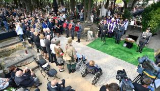 Uroczystości pogrzebowe gen. Zbigniewa Ścibora-Rylskiego