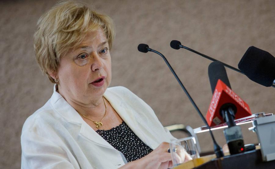 Sędzia Małgorzata Gersdrof