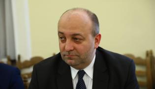 Wiceminister Łukasz Piebiak