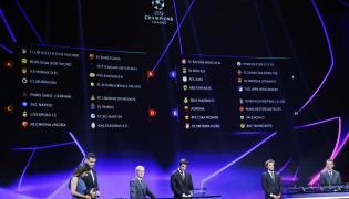 Grupy Ligi Mistrzów