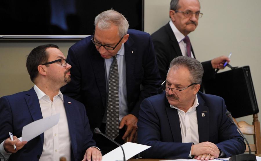 Sejmowa komisja śledcza ds. VAT
