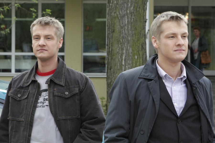 Marcin Mroczek, Rafał Mroczek