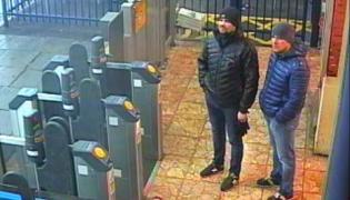 Mężczyźni podejrzewani o atak na Siergieja Skripala