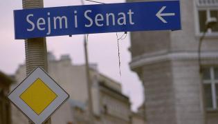 Droga do Sejmu