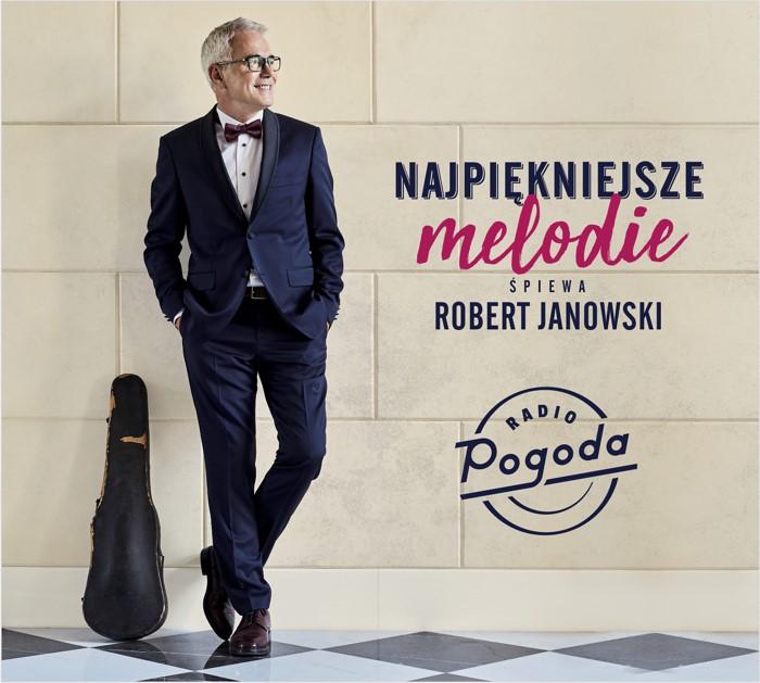 Okładka płyty Roberta Janowskiego