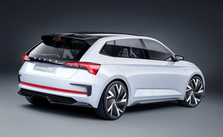 Ten model zdradza, jak prezentować będzie się kolejna generacja aut rodziny RS