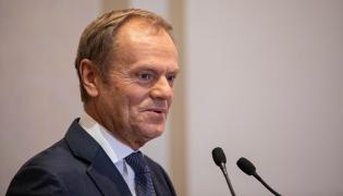 Przewodniczący RE Donald Tusk