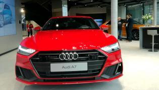 Audi A7 Sportback w Audi City Warszawa