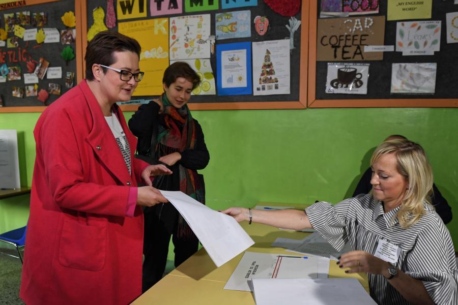Wybory samorządowe 2018. Katarzyna Lubnauer