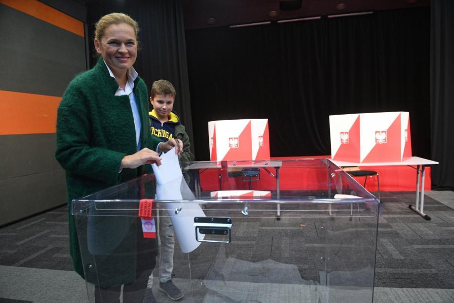 Wybory samorządowe 2018. Barbara Nowacka
