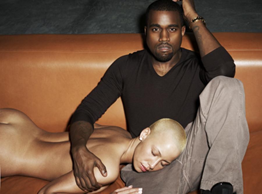 Kanye West reklamuje Vuittona ciałem ukochanej