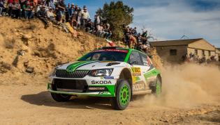 Skoda nie planuje budowy samochodu WRC