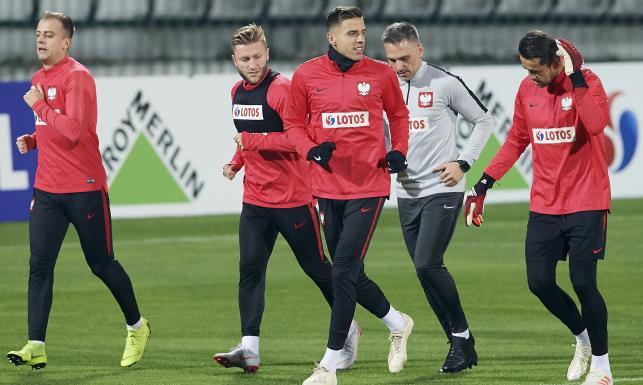 Trening kadry bez Roberta Lewandowskiego. Najlepszy polski piłkarz narzeka na zdrowie
