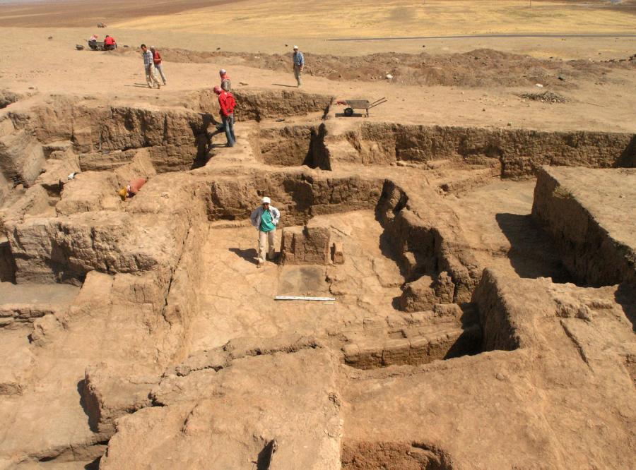 Polscy archeolodzy wykopali gigantyczną świątynię