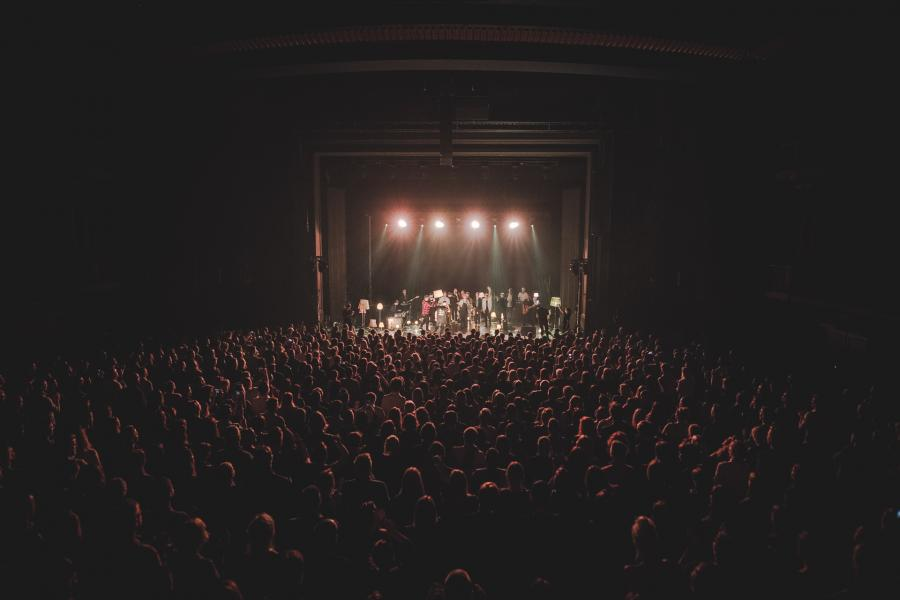 Koncert Albo Inaczej w Teatrze Roma fot. Tomek Karwiński