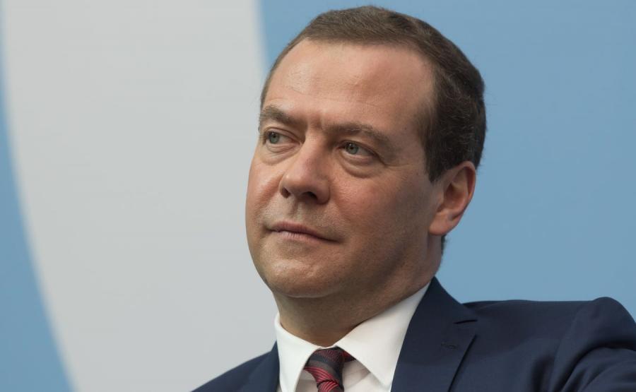 Dmitrij Miedwiediew
