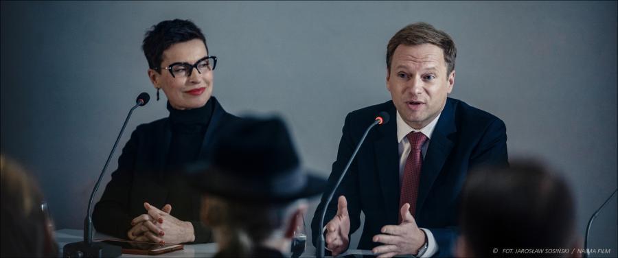 """Kadr z filmu """"Sala samobójców. Hejter"""". Fot. Jarosław Sosiński"""