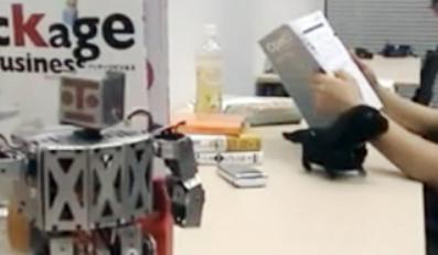 Robot poderwie za ciebie dziewczynę