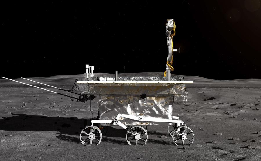 Chiński pojazd kosmiczny