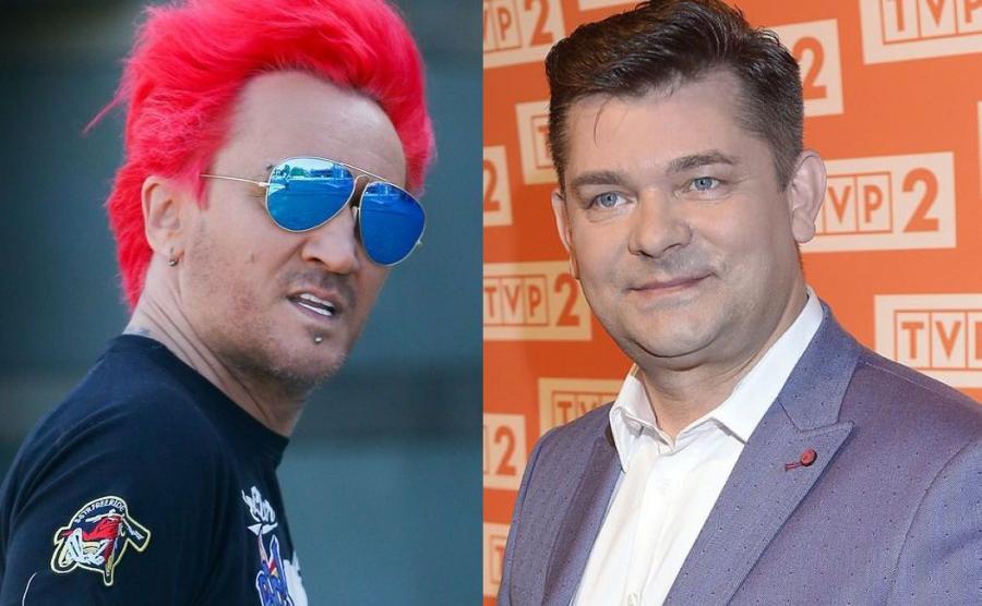 Michał Wiśniewski, Zenek Martyniuk