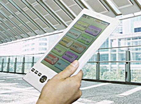 Czytnik e-booków z kolorowym ekranem