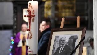 Msza św. za duszę zmarłego prezydenta Gdańska Pawła Adamowicza