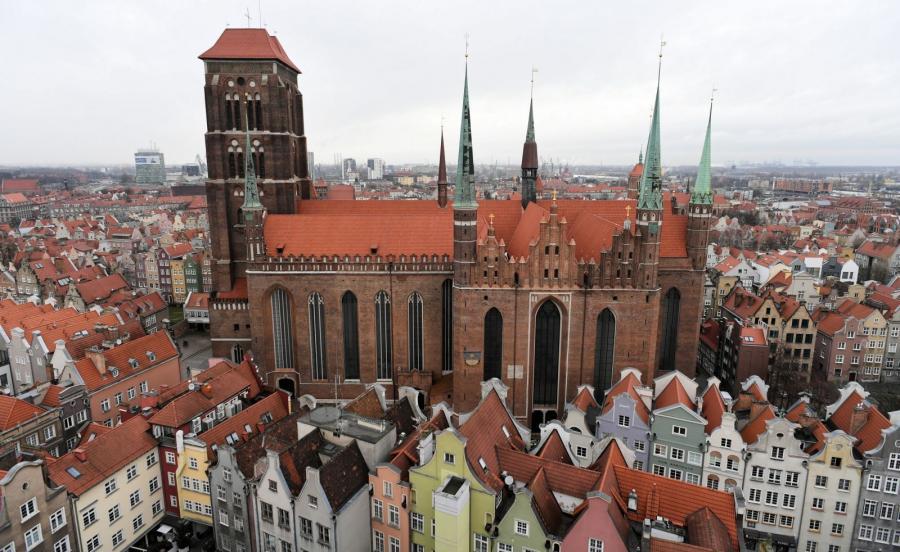 Bazylika konkatedralna Wniebowzięcia Najświętszej Maryi Panny w Gdańsku