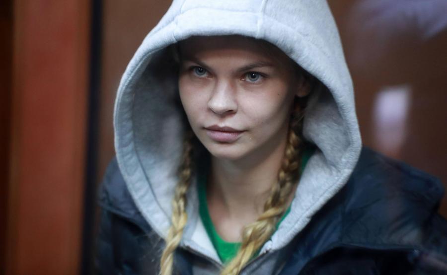 Nastia Rybka w areszcie