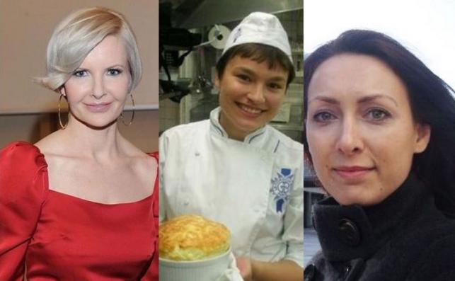 Joanna Racewicz, Anna Starmach, Anna Kalczyńska