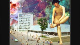 Ney, Przyjaźń, Igor Veter, komputerowa grafika. 30 x 30 cm