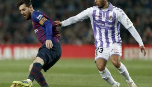 Leo Messi i Anuar Tuhami