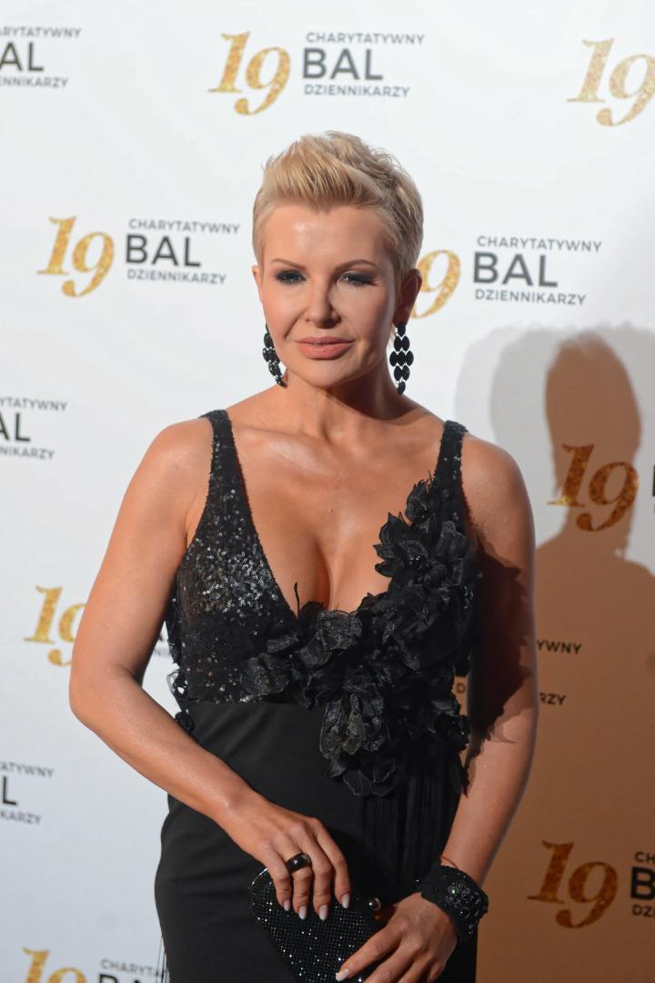 Dziennikarka i prezenterka telewizyjna Joanna Racewicz