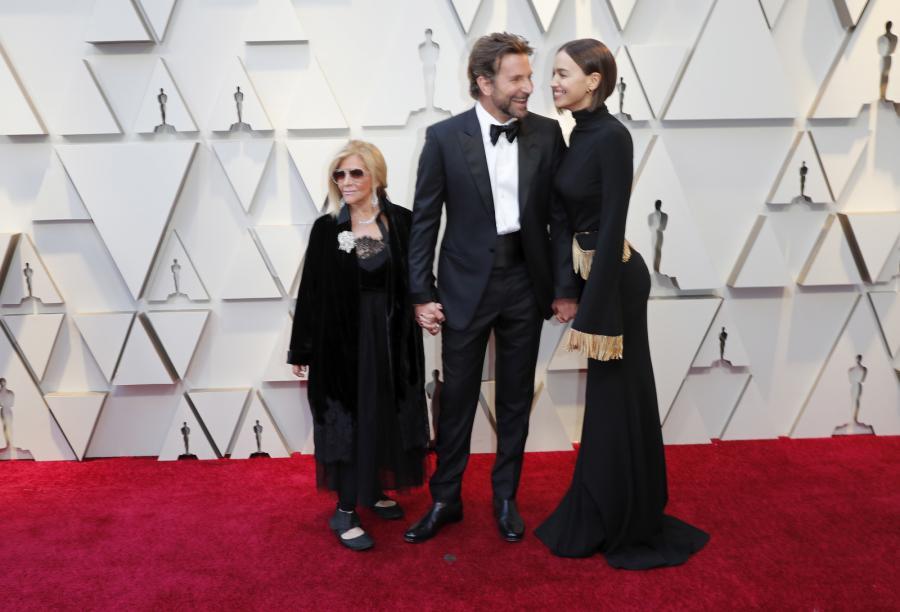 Gloria Campano, Bradley Cooper i Irina Shayk
