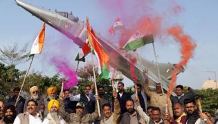 Indyjskie siły powietrzne