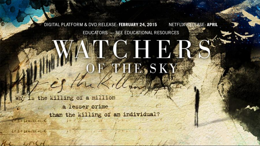 "Film ""Watchers of the Sky"""