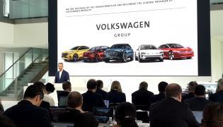 Volkswagen stanie się elektrycznym koncernem