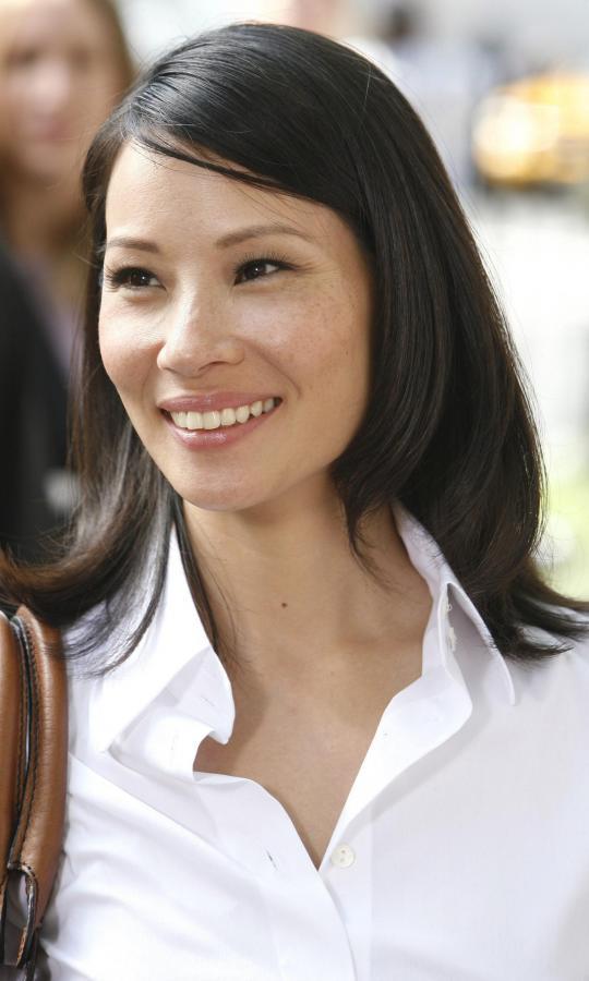 Lucy Liu, aktorce znanej z \
