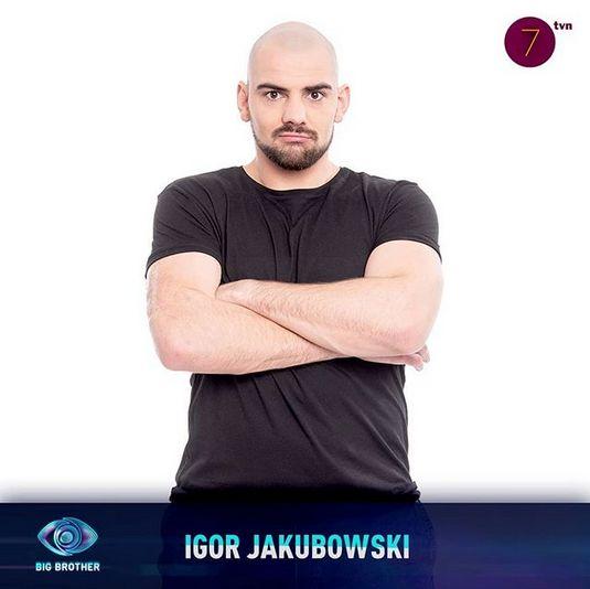 Big Brother - Igor Jakubowski