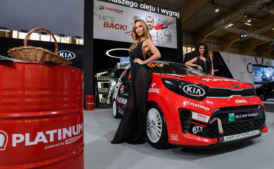 Wyścigowa Kia Picanto. W ostatni weekend kwietnia rozpoczną się na torze Hungaroring zmagania w ramach Samochodowych Mistrzostw Polski KIA PLATINUM CUP