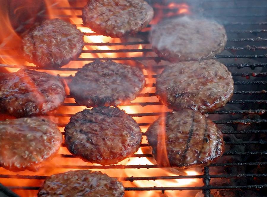 Sezon grillowy rozpocznij hamburgerem