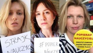 Anja Rubik, Maja Ostaszewska, Magda Mołek
